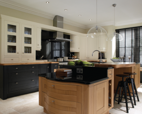 traditional kitchens Blackburn
